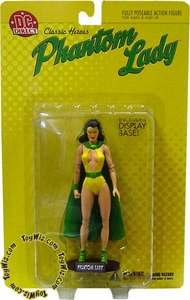 DC Direct Classic Heroes Action Figure Phantom Lady