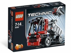 LEGO Technic Set #8065 Mini Container Truck