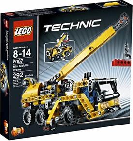 LEGO Technic Set #8067 Mini Mobile Crane
