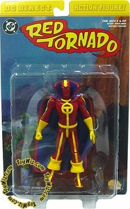 DC Direct Action Figure Red Tornado