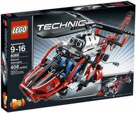 LEGO Technic Set #8068 Rescue Helicopter