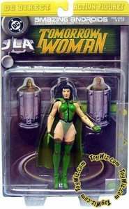DC Direct Androids Action Figure Tomorrow Woman
