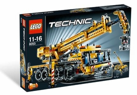 LEGO Technic Set #8053 Mobile Crane