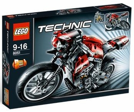 LEGO Technic Set #8051 Motorbike