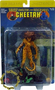 DC Direct Wonder Woman Action Figure Cheetah