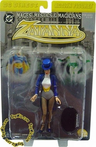 DC Direct Mystics Action Figure Zatanna