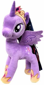 My Little Pony Friendship is Magic Exclusive LARGE 18 Inch Plush Princess Twilight Sparkle