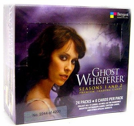Ghost Whisperer Seasons 1 & 2 Trading Card Box [24 Packs]