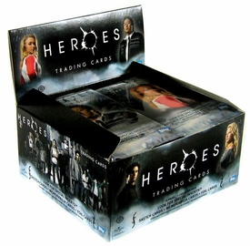 Heroes Topps Series 1 Trading Cards Hobby Edition Factory Sealed Box [24 Packs]