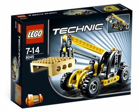 LEGO Technic Set #8045 Mini Telehandler