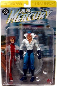 DC Direct Basic Action Figure Max Mercury