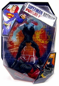 Mattel DC Superman Batman Public Enemies Action Figure Icicle [Build Brimstone Piece!]
