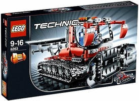 LEGO Technic Set #8263 Snow Groomer