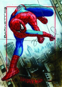 Rittenhouse Spider-Man Archives Trading Card Box