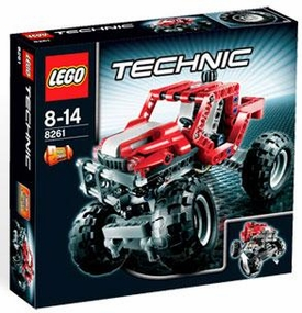 LEGO Technic Set #8261 Rally Truck