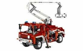 LEGO Technic Set #8289 Fire Truck