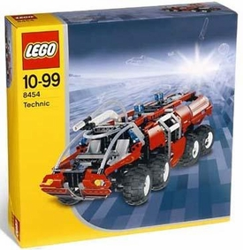 LEGO Technic Set #8454 Rescue Truck
