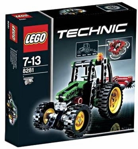 LEGO Technic Set #8281 Mini Tractor