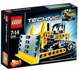 LEGO Technic Set #8259 Mini Bulldozer