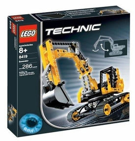 LEGO Technic Set #8419 Excavator