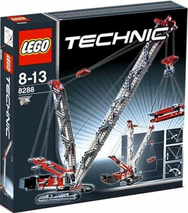 LEGO Technic Set #8288 Crawler Crane