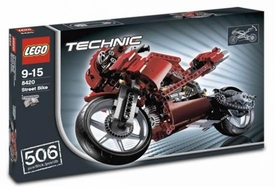 LEGO Technic Set #8420 Street Bike
