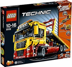 LEGO Technic Set #8109 Flatbed Truck