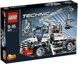 LEGO Technic Set #8071 Bucket Truck