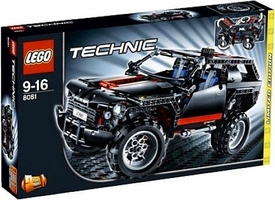 LEGO Technic Exclusive Set #8081 Extreme Cruiser