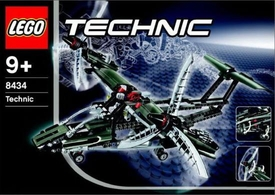 LEGO Technic Set #8434 Aircraft