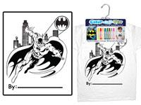 Color My Tee Child T-Shirt Batman