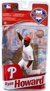 McFarlane Toys MLB Sports Picks Series 28 Action Figure Ryan Howard (Philadelphia Phillies)