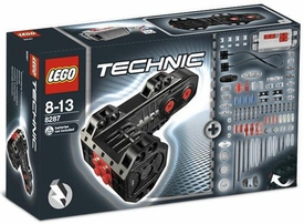 LEGO Technic Set #8287 Motor Box
