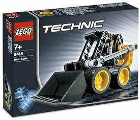 Lego Technic Set #8418 Mini Loader