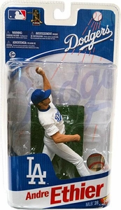 McFarlane Toys MLB Sports Picks Series 28 Action Figure Andre Ethier (Los Angeles Dodgers)