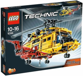 LEGO Technic Set #9396 Helicopter