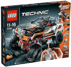 LEGO Technic Set #9398 4x4 Crawler