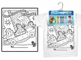 Color My Tee Child T-Shirt Wonder Pets BLOWOUT SALE!