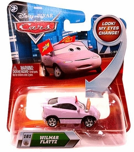 Disney / Pixar CARS Movie 1:55 Die Cast Car with Lenticular Eyes Series 2 Wilmar Flattz
