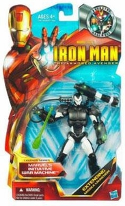 Iron Man The Armored Avenger Legends Series 6 Inch Action Figure Marvel's Initiative War Machine