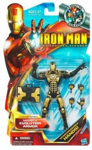 Iron Man The Armored Avenger Legends Series 6 Inch Action Figure Mark V Evolution Armor