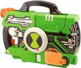 Ben 10 Roleplay Toy Tech Blaster Damaged Package, Mint Contents!