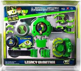 Ben 10 Ultimate Alien Roleplay Toy 2010 Legacy Omnitrix