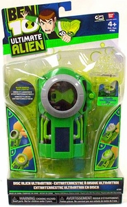 Ben 10 Ultimate Alien Roleplay Toy Disc Alien Ultimatrix