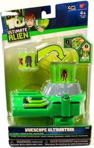 Ben 10 Ultimate Alien Roleplay Toy 2010 Vuescope Ultimatrix