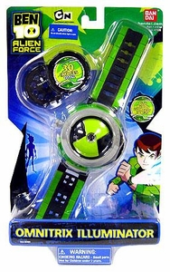 Ben 10 Alien Force Watch Omnitrix Illuminator [Version 1]