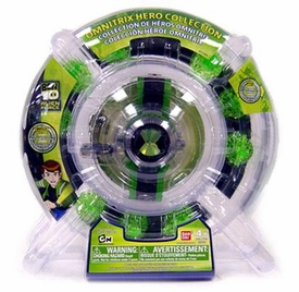 Ben 10 Alien Force Roleplay Toy 2009 ULTIMATE Omnitrix Watch Hero Collection