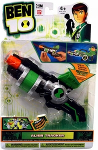 Ben 10 Tech Gear Roleplay Toy Alien Tracker