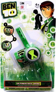 Ben 10 Ultimate Alien Roleplay Toy 2012 Ultimatrix Mini Roulette Wheel