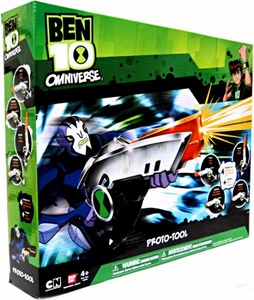 Ben 10 Ultimate Alien Deluxe Tech Gear Roleplay Toy Proto-Tool